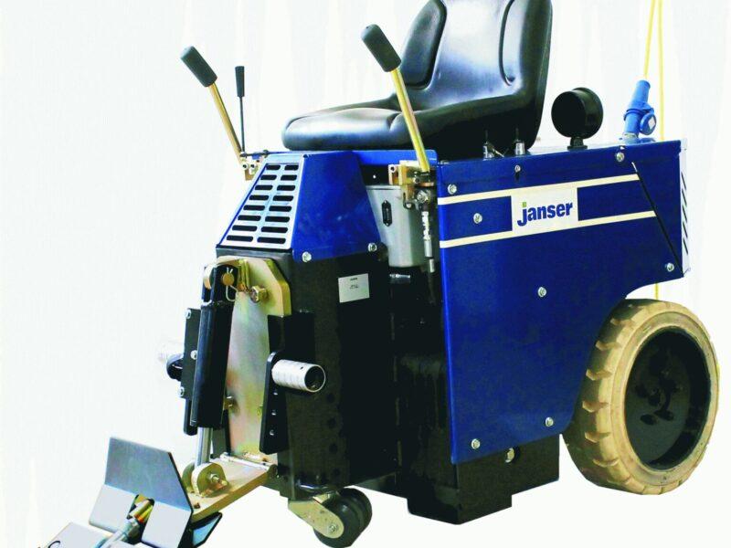 Vi investerar i Janser-maskiner