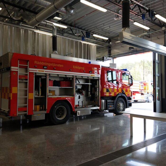 Brandstation Öresundsbro